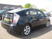 TOYOTA PRIUS T SPIRIT HYBRID ELECTRIC 2013 UK CAR ***** PCO UBER ACCEPTED ***** 5 DOOR HATCHBACK