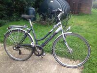 Mans bike 7 gears