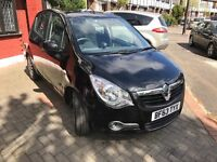 AUTOMATIC , 2013 (63) only 5700 miles just serviced at main vauxhall dealer ( splash corsa )