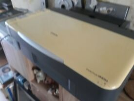 Printer and flatbed scanner £15