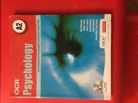 As level psychology textbooks