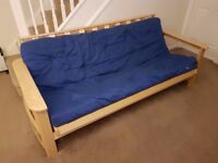 Futon sofa bed in good conditions