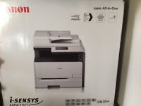 CANON i-SENSYS MF623Cn LASER ALL- in-One AirPrint/copy/Scan