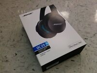 BOSE QC25 Headphones Noise Cancelling all new with accessories