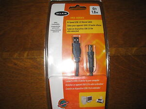 USB DEVICE CABLE-NEW!