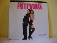 Pretty Woman - director's cut. NTSC laserdisc. THX widescreen edition.