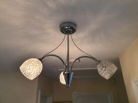 2 x Living room chandeliers in great condition