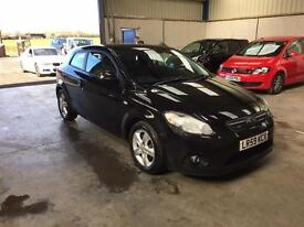 2010 Kia pro ceed 2 1.6 cc low miles 1 owner excellant condition guaranteed cheapest in country