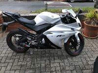 Yamaha r125 2012 bargain