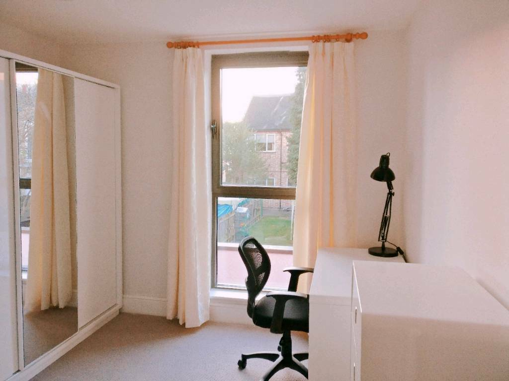 [All Bills Included] New Built Big Morden Double Room Near Southfields Station