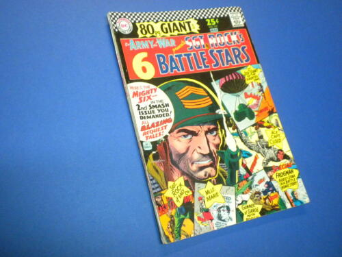 OUR ARMY AT WAR #177 DC Comics 1967 SGT. ROCK