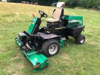 RANSOMES HIGHWAY 2130 4WD Ride On Cylinder Mower, 1190 Hours, Kubota Engine