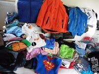 Huge 5-6 Years Boys Clothes Bundle