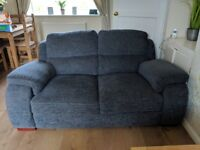 3 Seater Sofa Bed & Matching 2 Seater Sofa
