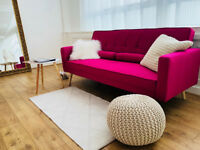 bright sofa-bed for sale