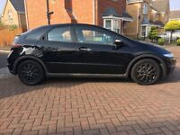 2005 55 HONDA CIVIC 1.4 DSI S 5DR HATCHBACK LOW MILEAGE IMMACULATE 12 MONTH'S M.O.T