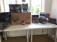 Custom gaming PC - i7 6700K (4Ghz CPU) - 32GB RAM - GTX 1080 8GB - 2 Monitors (Worth £2.5k)