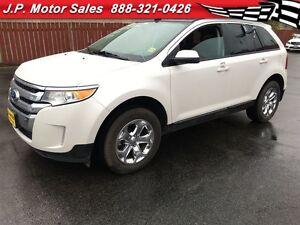 2013 Ford Edge SEL, Automatic, Navigation, Leather, Back Up Came