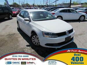 2014 Volkswagen Jetta TRENDLINE + | BLUETOOTH | HEATED SEATS