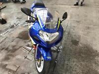 Suzuki gsxr 600 k2