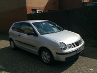 VOLKSWAGEN POLO 1.4 2005 (55 reg) Hatchback, Automatic 3 door