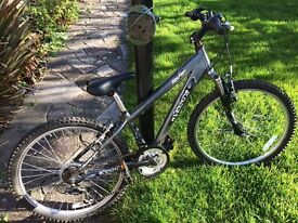 Raleigh Aluminium Freez bike, wheel 52cm/20in
