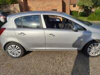 Vauxhall, CORSA, Hatchback, 2011, Manual, 1398 (cc), 5 doors