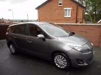 2009 renault grand scenic dci{fsh,timing belt done,just serviced,finance,warranty ava}