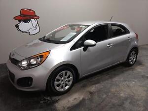 2012 Kia Rio LX+ Hatchback  ***FINANCING AVAILABLE***