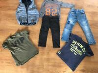 Bundle boys clothes 18-24 months