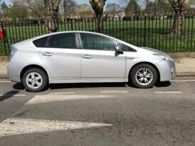 Toyota Prius Pco sticker until aug Uber approved