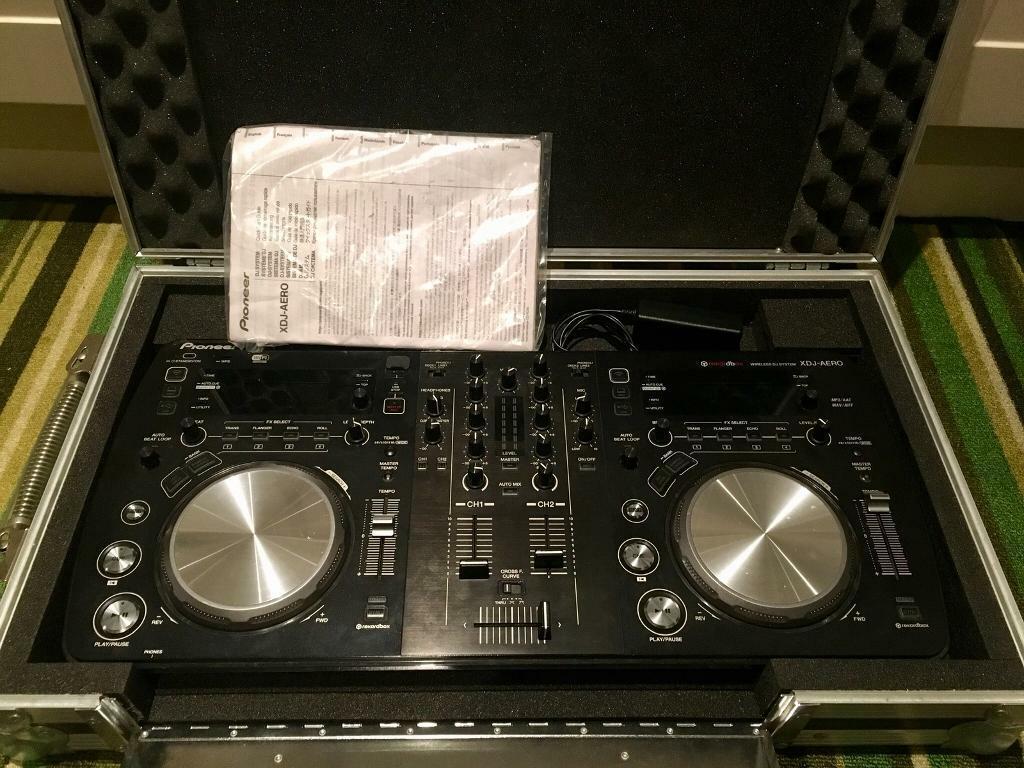 Pioneer XDJ-AERO Wireless all-in-one DJ Console system for rekordbox   in  South East London, London   Gumtree