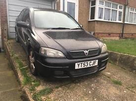 2003 Vauxhall Astra SRI 1.8 petrol