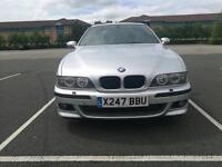 E39 BMW M5 only 96800 miles, facelift model registered Dec 2000