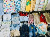 Baby boys clothes 0-3