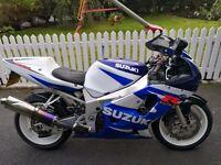 Suzuki Gsxr 600 k1