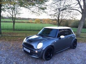 2003 Mini Cooper S R53 Supercharged