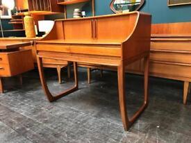 Ultra Rare Beithcraft Desk. Retro Vintage Mid Century