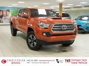 CLEAROUT PRICE! 2016 Toyota Tacoma Double Cab TRD Sport