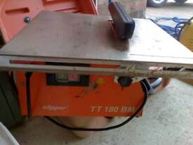 Tile saws/wet
