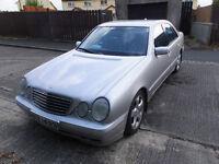 Mercedes Valiant E320 CDI Automatic 2002