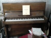 Upright Berry Piano