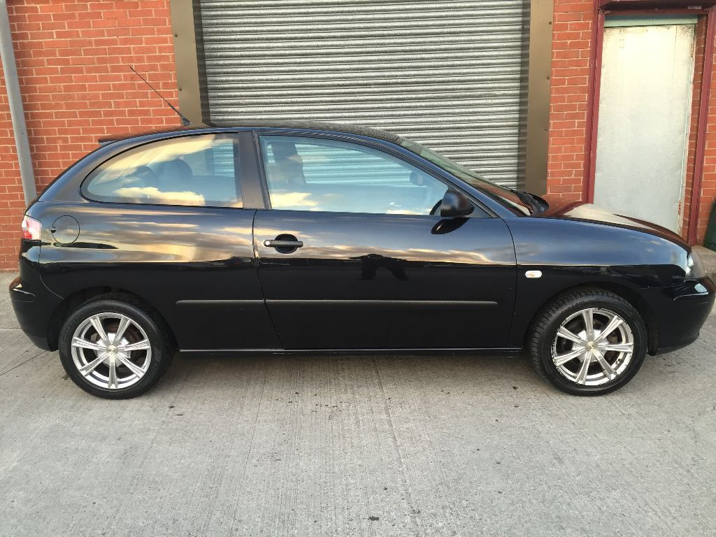 2005 seat ibiza reference 1 4 tdi 30 a year road tax. Black Bedroom Furniture Sets. Home Design Ideas