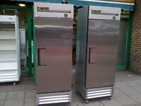 CATERING COMMERCIAL AMERICAN TRUE UPRIGHT FRIDGE CATERING COMMERCIAL TAKE AWAY SHOPPING CAFE KITCHEN