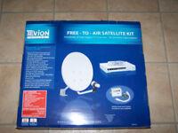 Freesat kit (Tevion/Philex) new unused