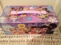 Disney fairies stationary set