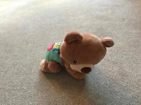 VTech Crawl Along Bear