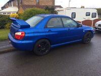 Subaru Impreza Wrx turbo, mint, 05, bargain £3395 Ono, px ???