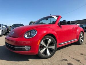 2014 Volkswagen Beetle 2.0 TSI Sportline NAVIGATION LEATHER TURB