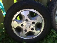 Ford Tranist Alloy Wheels £250
